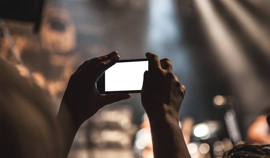 Fotografowanie eventów
